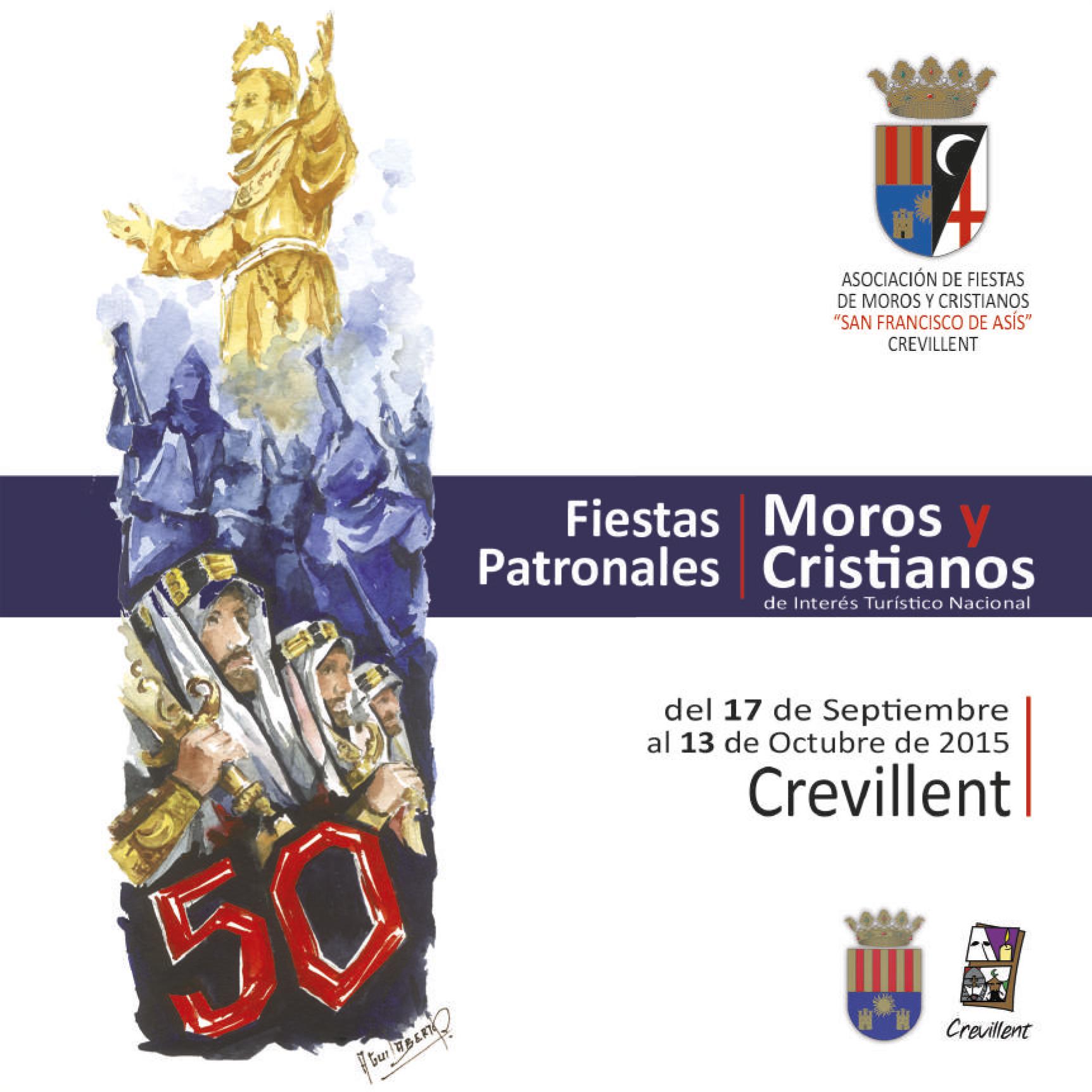Fiestas Crevillent 2015