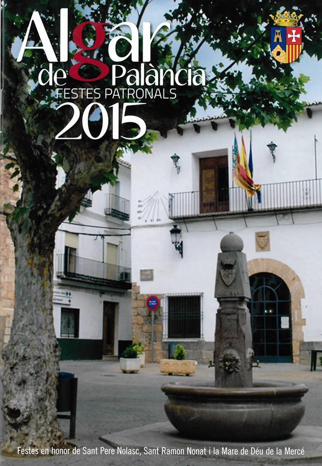 fiestas patronales algar del palancia 2015