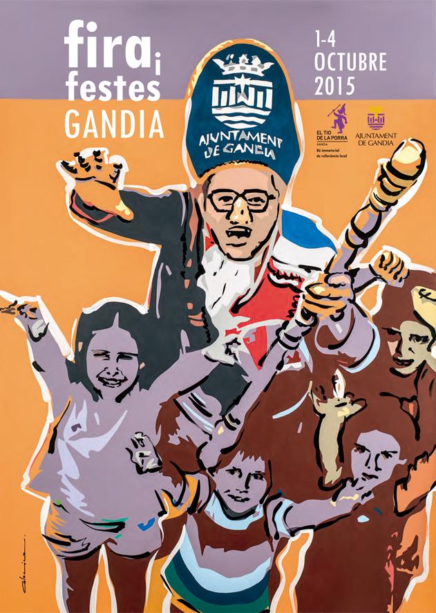 Fira i Festes Gandía 2015