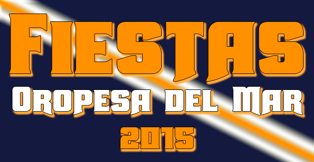 Festes Oropesa del mar 2015