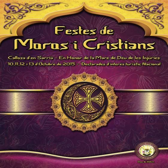 moros y cristianos callosa den sarria 2015
