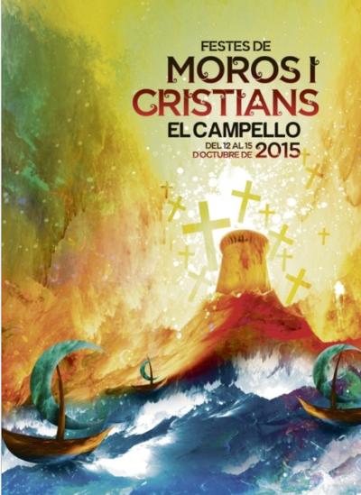 moros y cristianos el campello 2015